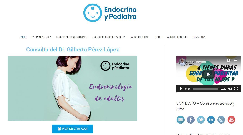 Entrevista al Dr. Gilberto Pérez